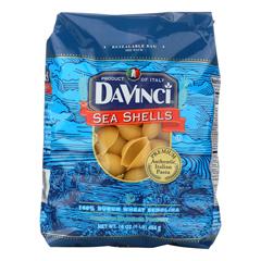 HGR0783472 - Davinci - Sea Shells Pasta - Case of 12 - 1 lb.
