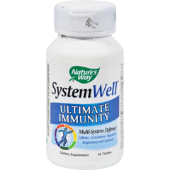 HGR0783795 - Nature's WaySystemWell Immune System - 45 Tablets