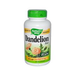 HGR0783878 - Nature's Way - Dandelion Root - 180 Vegetarian Capsules