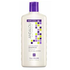 HGR0785030 - Andalou NaturalsFull Volume Shampoo Lavender and Biotin - 11.5 fl oz