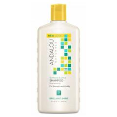 HGR0785048 - Andalou NaturalsBrilliant Shine Shampoo Sunflower and Citrus - 11.5 fl oz