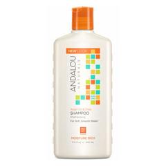HGR0785055 - Andalou NaturalsMoisture Rich Shampoo Argan and Sweet Orange - 11.5 fl oz
