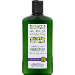 HGR0785071 - Andalou NaturalsFull Volume Conditioner Lavender and Biotin - 11.5 fl oz