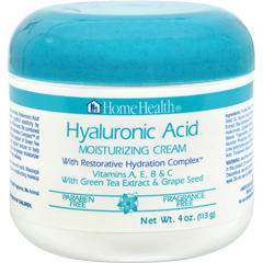 HGR0785741 - Home HealthHyaluronic Acid Moisturizing Cream - 4 oz