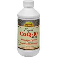 HGR0785790 - Dynamic HealthCoQ-10 Liquid Orange - 50 mg - 8 fl oz