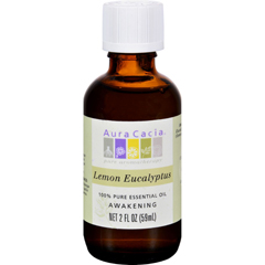 HGR0786699 - Aura CaciaEssential Oil Lemon Eucalyptus - 2 fl oz