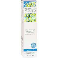 HGR0786723 - Andalou NaturalsCleansing Gel Citrus Kombucha - 6 oz
