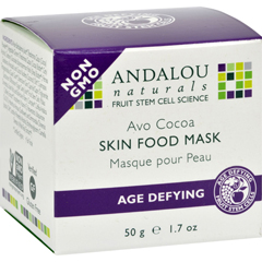 HGR0787960 - Andalou NaturalsSkin Food Nourishing Mask Avo Cocoa - 1.7 fl oz