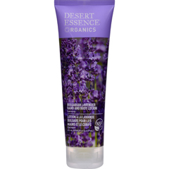 HGR0789297 - Desert EssenceHand and Body Lotion Bulgarian Lavender - 8 fl oz