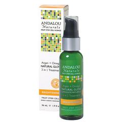 HGR0790907 - Andalou NaturalsArgan and Omega Natural Glow 3 in 1 Treatment - 1.9 fl oz