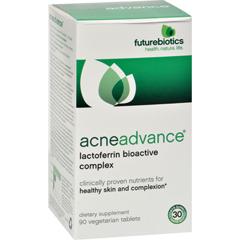 HGR0791384 - FutureBioticsAcneAdvance - 90 Vegetarian Tablets