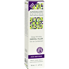 HGR0791590 - Andalou NaturalsAge Defying Deep Wrinkle Dermal Filler - 0.6 fl oz