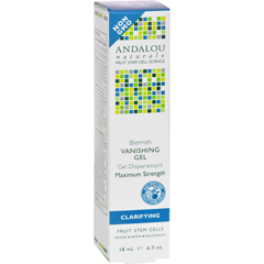 HGR0791814 - Andalou NaturalsBlemish Vanishing Gel - .6 oz