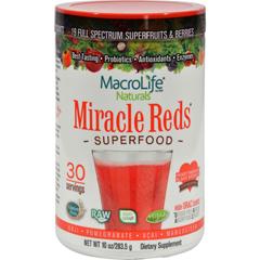 HGR0793794 - MacroLife NaturalsMiracle Reds Berri - 10 oz