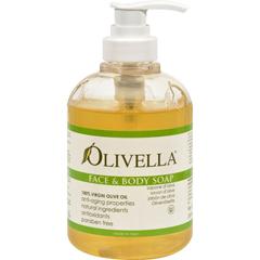 HGR0795096 - OlivellaFace and Body Soap - 10.14 fl oz