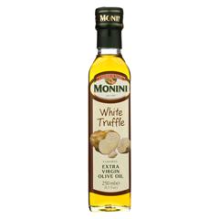 HGR0796219 - Monini - Extra Virgin Olive Oil - White Truffle - Case of 6 - 8.5 fl oz..