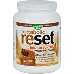 HGR0796912 - Nature's WayMetabolic ReSet Shake Mix Chocolate - 1.4 lbs