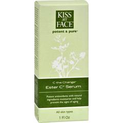 HGR0800011 - Kiss My FaceC The Change Ester C Serum - 1 fl oz