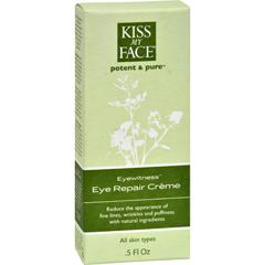 HGR0800136 - Kiss My FaceEye Repair Creme Eyewitness - 0.5 fl oz