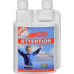 HGR0806695 - Liquid Health ProductsLiquid Health Attention - 32 fl oz