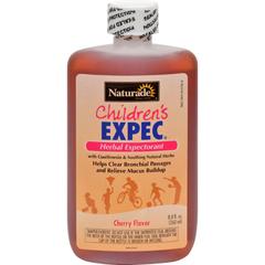 HGR0808840 - NaturadeChildrens Expec Herbal Expectorant Cherry - 9 fl oz