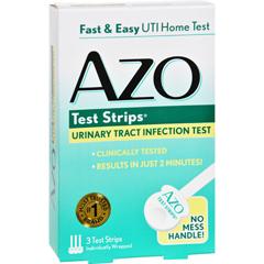 HGR0810093 - AzoTest Strips - 3 Test Strips