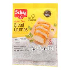 HGR0811349 - Schar - Bread Crumbs Gluten Free - Case of 12 - 8.8 oz..