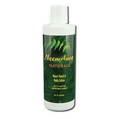 HGR0812941 - Neem Aura NaturalsNeem Aura Hand And Body Lotion With Aloe Vera - 8 fl oz