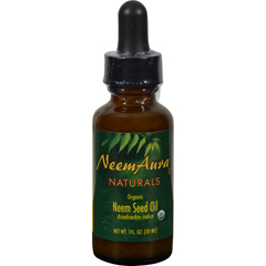 HGR0813121 - Neem Aura NaturalsNeem Aura Neem Topical Oil - 1 fl oz