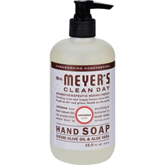 HGR0814343 - Mrs. Meyer'sLiquid Hand Soap - Lavender - Case of 6 - 12.5 oz