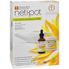 HGR0814988 - Himalayan Institute PressHimalayan Institute Neti Pot Eco Starter - 1 Kit