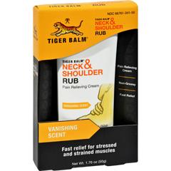 HGR0815126 - Tiger BalmNeck and Shoulder Rub - 1.76 oz