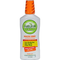 HGR0815282 - Natural DentistDaily Healthy Gums Antigingivitis Rinse Orange Zest - 16 fl oz