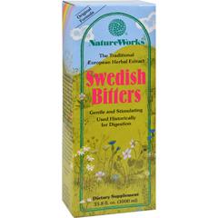 HGR0815340 - Nature WorksSwedish Bitters - 33.8 fl oz