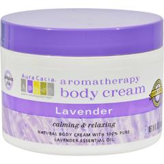 HGR0816058 - Aura CaciaBody Cream Lavender - 8 fl oz