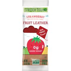 HGR0816215 - Stretch Island - Fruit Leather Strip - Summer Strawberry - .5 oz.. - Case of 30