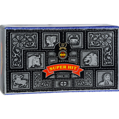 HGR0821215 - Sai BabaSatya Super Hit Incense - 15 g - Case of 12