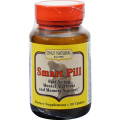 HGR0825547 - Only Natural - Smart Pill - 30 Tablets