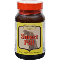 HGR0825562 - Only NaturalSmart Pill - 60 Tablets