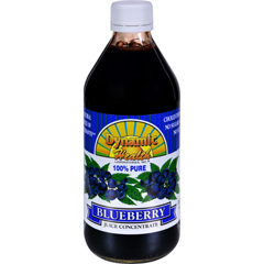 HGR0826552 - Dynamic HealthBlueberry Juice Concentrate - 16 fl oz