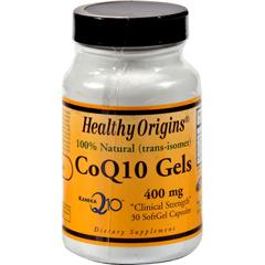 HGR0826776 - Healthy OriginsCOQ10 400 mg Kaneka Q10 - 30 Softgels