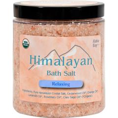 HGR0827014 - Himalayan SaltBath Salt - Relaxing - 24 oz