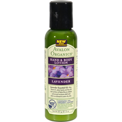 HGR0829598 - AvalonHand and Body Lotion Trial Size - Lavender - Case of 24 - 2 oz