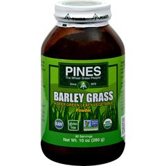 HGR0829986 - Pines InternationalBarley Grass Powder - 10 oz