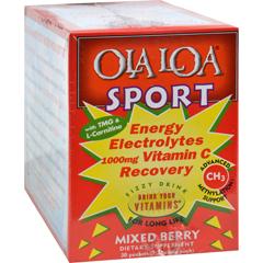 HGR0833194 - Ola Loa ProductsOla Loa Sport Mixed Berry - 30 Packets