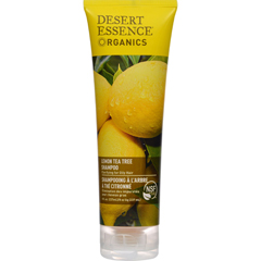 HGR0847376 - Desert EssenceShampoo Lemon Tea Tree - 8 fl oz