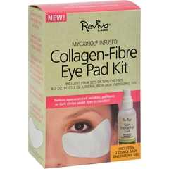 HGR0849133 - Reviva LabsCollagen Fibre Eye Pad Kit 2-Pads - 2 oz