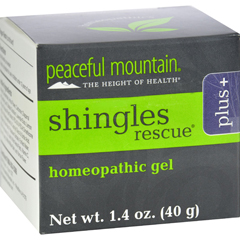HGR0850115 - Peaceful Mountain - Shinglederm Rescue Plus Extra Strength - 1.4 oz