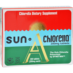 HGR0858787 - Sun ChlorellaA Tablets - 200 mg - 300 Tablets