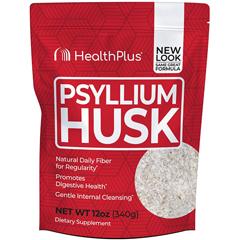 HGR0860312 - Health PlusPure Psyllium Husk - 12 oz